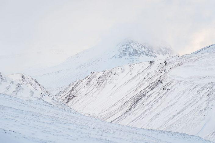 Montagnes du nord de l'Islande