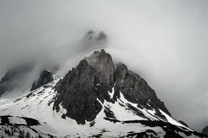 La montagne noire