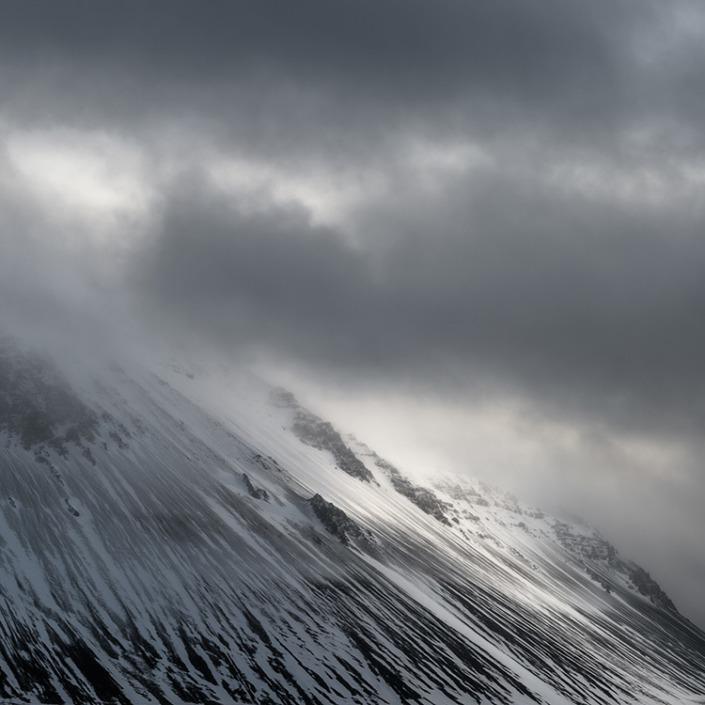 Paysage islandais