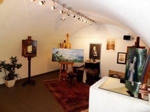 Exposition Hestur @ Caveau des artistes de Saint-Claude (Jura)